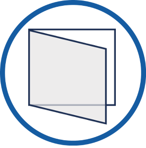 DIY Secondary Glazing Hinged Unit Icon
