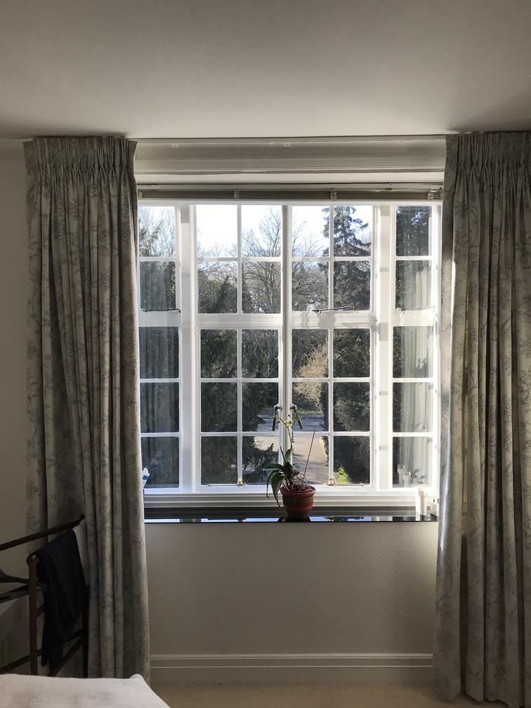 Installation of Secondary Glazing in Wimbledon
