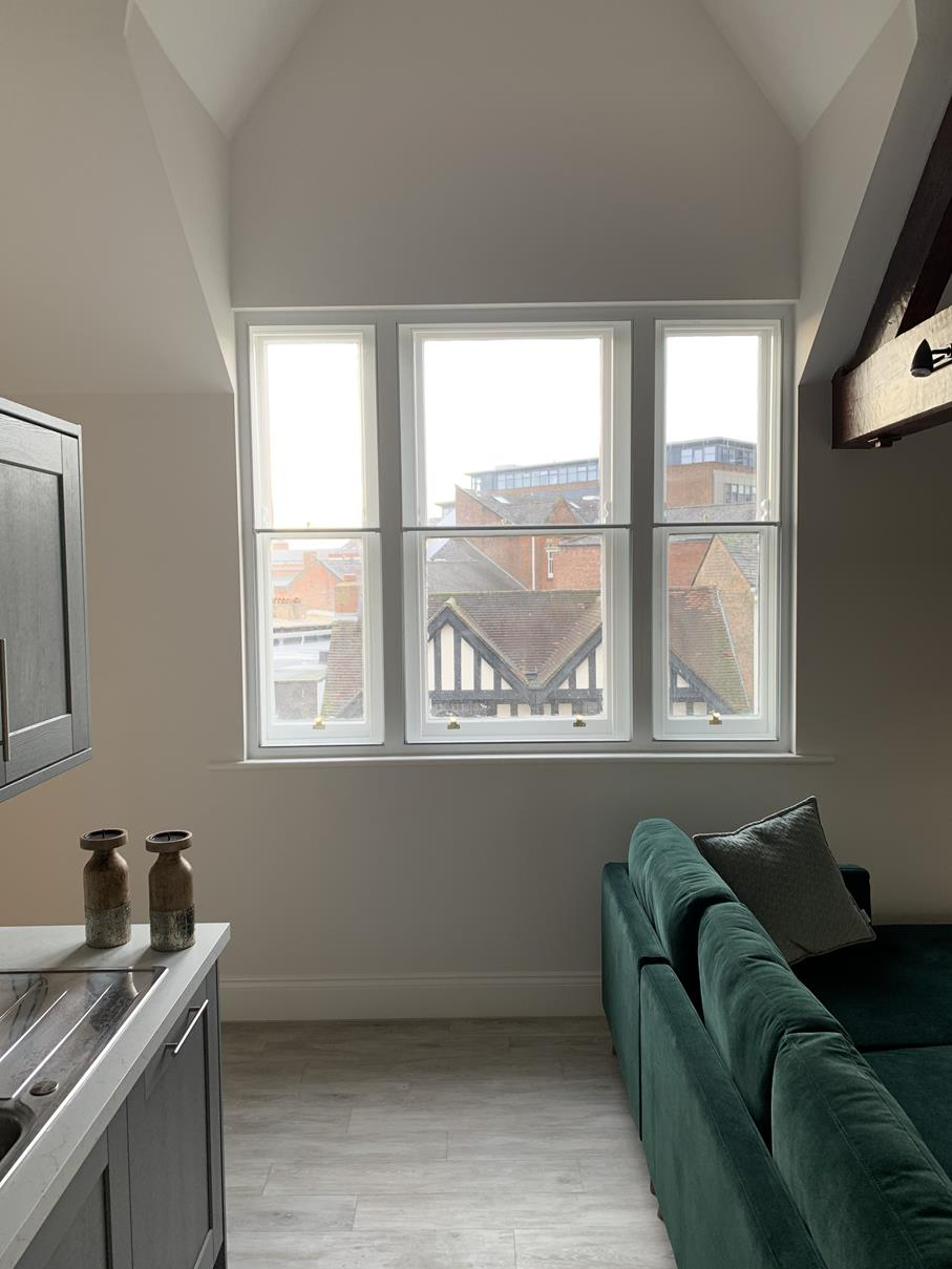 Installation of Secondary Glazing in Nottingham