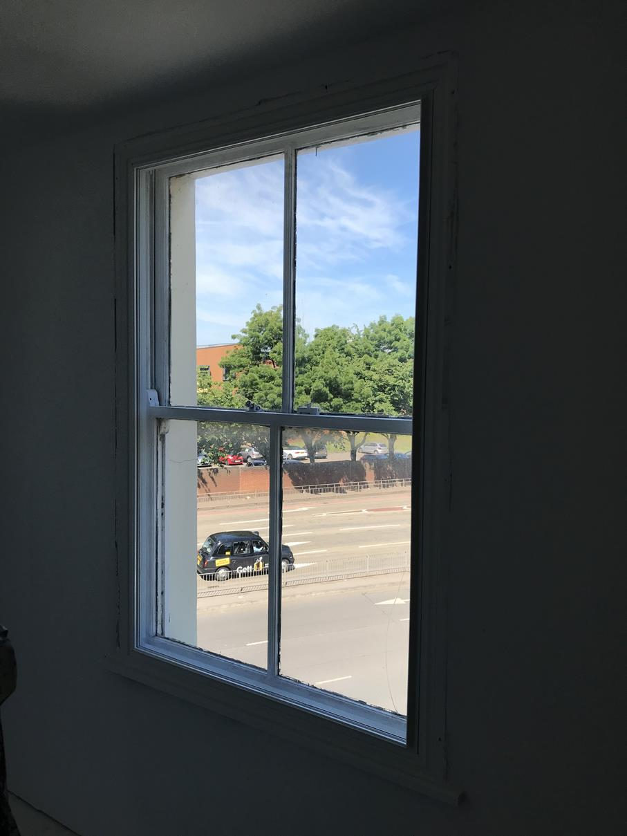 Installation of Secondary Glazing in Coventry