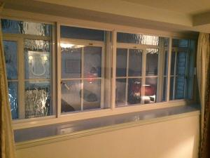 4 Pane Sliding Secondary Glazing