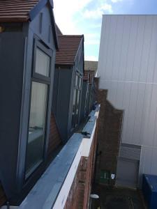 Acoustic Aluminium Windows