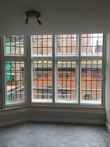 Bay Style Secondary Glazing
