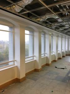 Secondary Glazing for Thermal Insulation