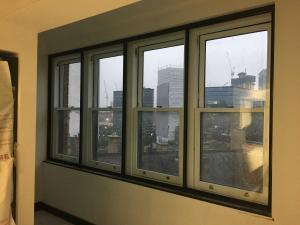 Sliding Secondary Glazing